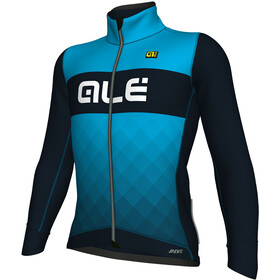 Alé Cycling R-EV1 Rumbles Jacket Men Navy-Light Blue